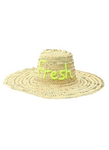 Etincelles Şapka Sarı